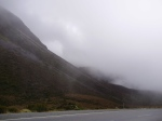 Up in the clouds at Arthur's Pass